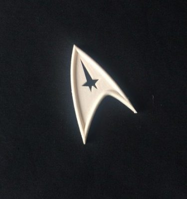 star trek pin