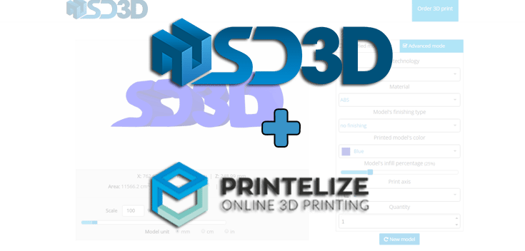 sd3d and printelize